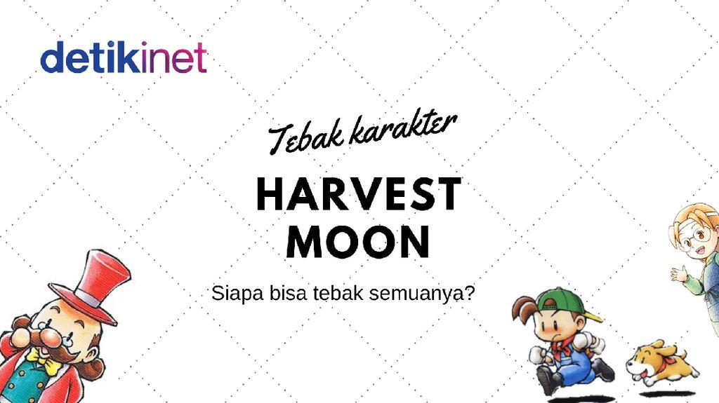 Ineters yang suka main Harvest Moon dari zaman dulu siapa coba acung jari! Kita ada soal apakah kalian masih ingat nama karakter mereka semua. Yuk tulis jawaban kamu di kolom komentar ya. Foto: Istimewa