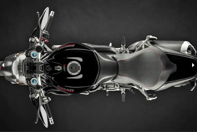 Ducati Monster Versi Hitam, Keren Tidak?