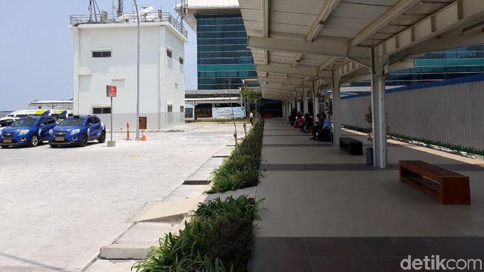 Foto: Bandara Kulon Progo (Pradito Rida Pertana/detikFinance)