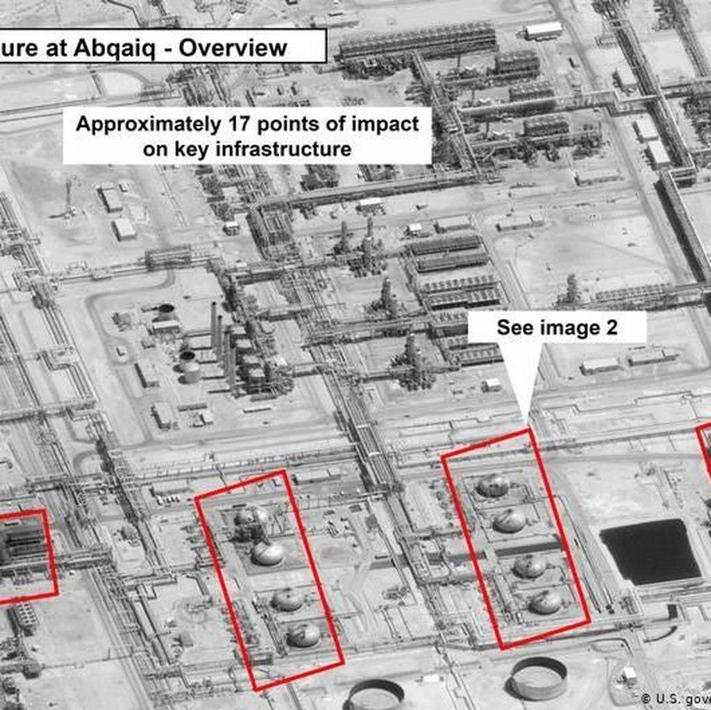AS Ingatkan Warganya Waspada di Arab Saudi Usai Serangan Ladang Minyak
