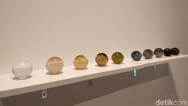 Mengenal Andrita Yuniza, Seniman yang Eksis Sentil Isu Lingkungan