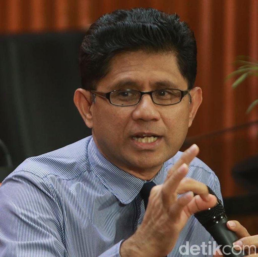 OTT KPK Direksi Perum Perindo Terkait Kuota Impor Ikan