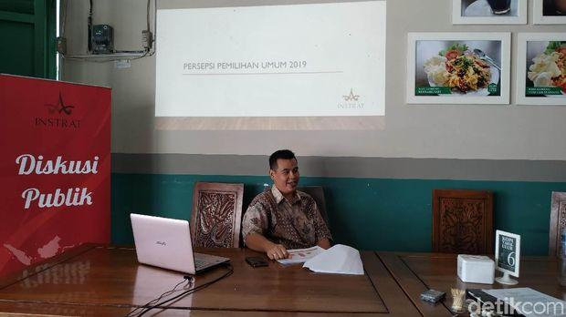 Survei Instrat: Program Ridwan Kamil Kurang Fokus