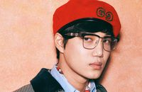 Penampilan Kai EXO Jadi Model Iklan Korea Pertama untuk Gucci