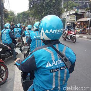 Pesaing Gojek-Grab Atur Tarif Pakai Lelang, Sesuai Aturan Kemenhub?