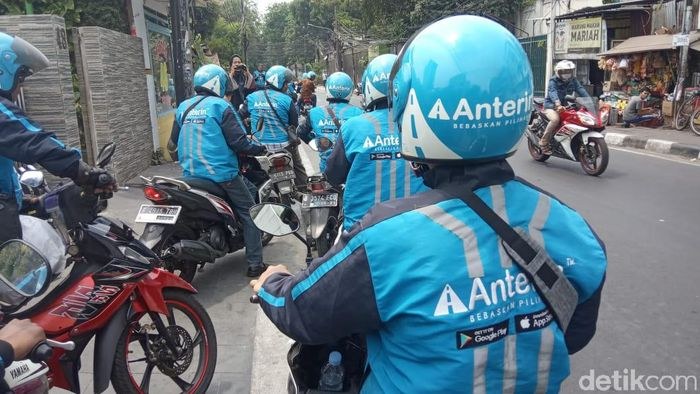 Foto: Anterin.id (Herdi Alif Al Hikam/detikFinance)