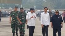 Jalankan Arahan Jokowi, BPPT Akan Bikin Hujan Buatan Masif Atasi Karhutla
