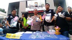 Dua Pengedar 4,7 Kg Sabu Ditangkap, Bandarnya Napi di Lapas Porong