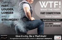 Kontes kentut pertama kalinya di India