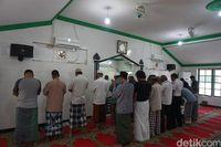 Toleransi beragama di Rote sangat kuat, masing-masing umat dapat beribadah dengan tenang (Afif Farhan/detikcom)