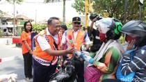 Hati-hati! 404 Perlintasan Kereta Api Daop 8 Surabaya Tanpa Penjaga