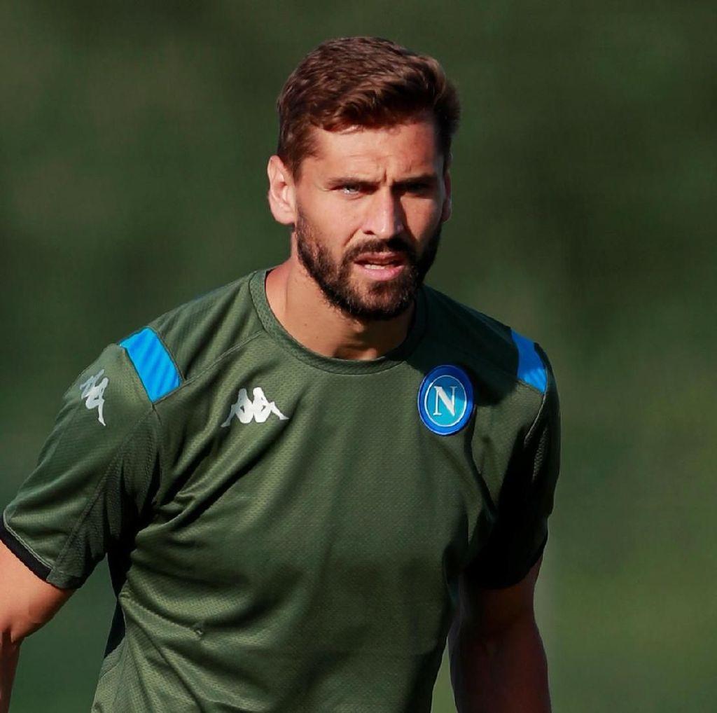 Napoli Vs Liverpool: Misi Balas Dendam Fernando Llorente