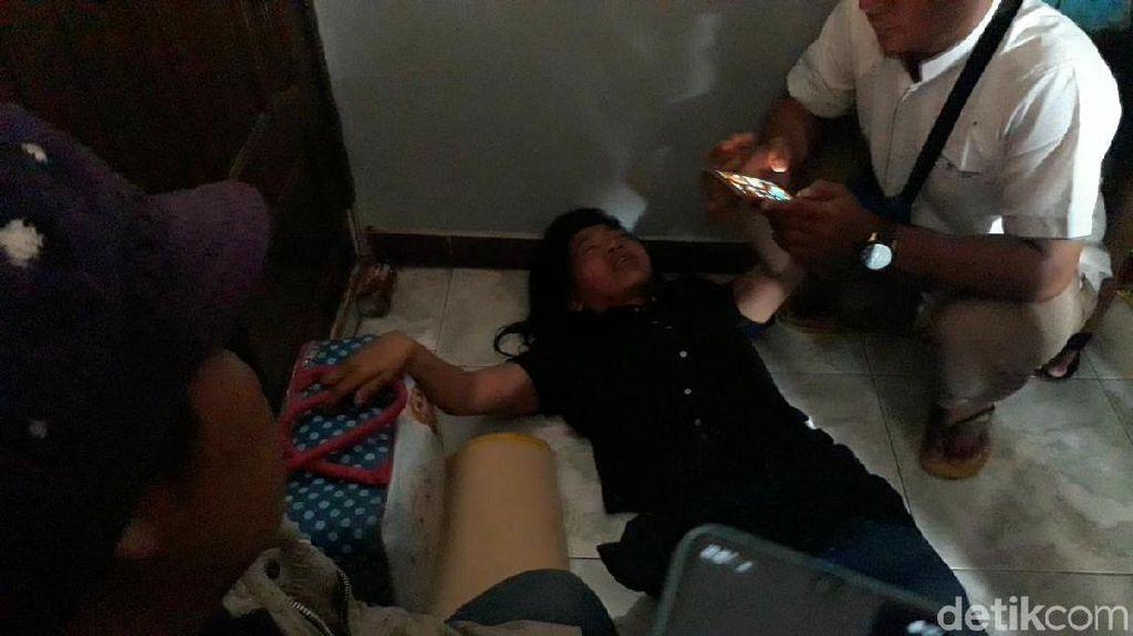 Cerita Pasien Ningsih Tinampi yang Histeris karena Kelamaan Antre