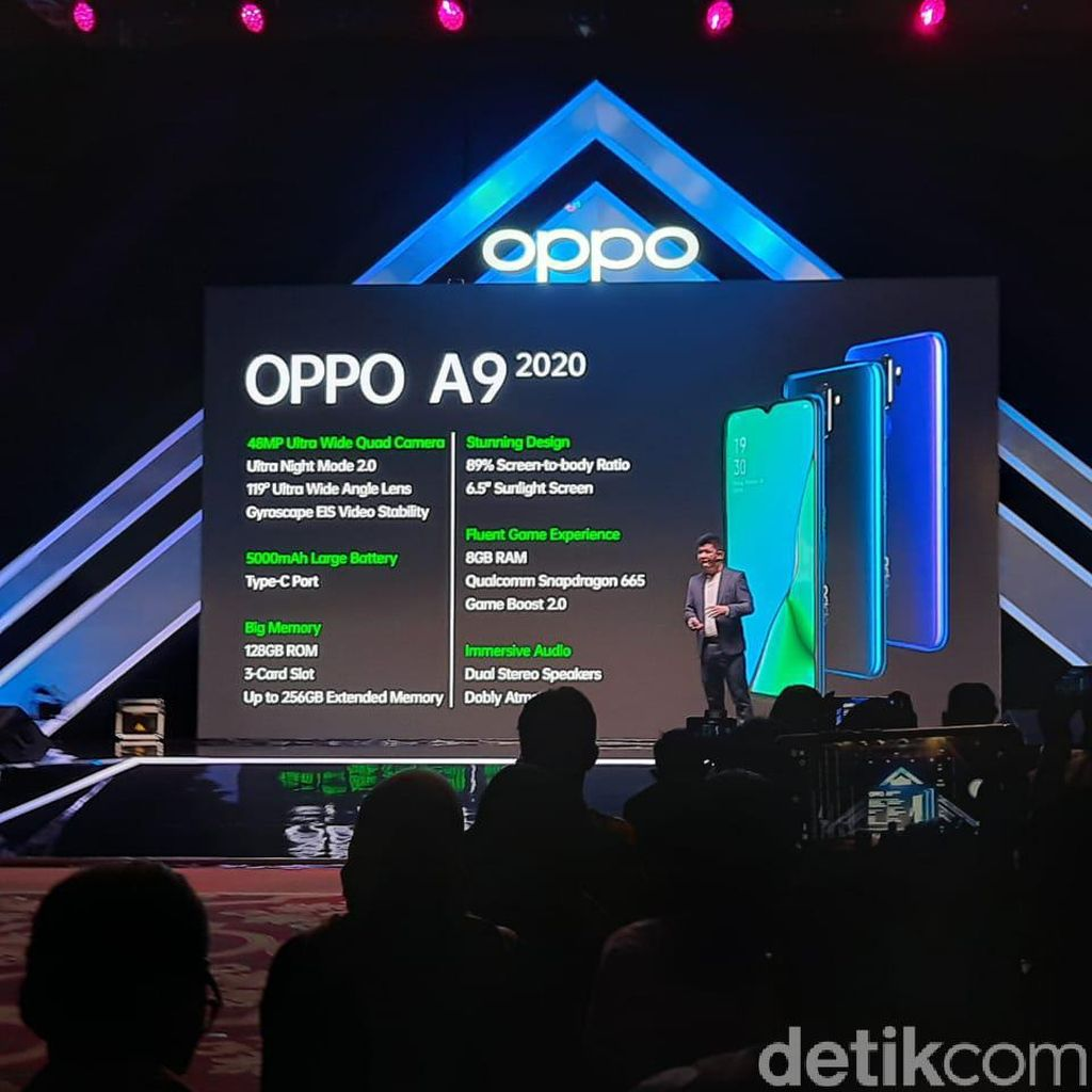 Resmi, Ini Harga Oppo A9 2020 di Indonesia