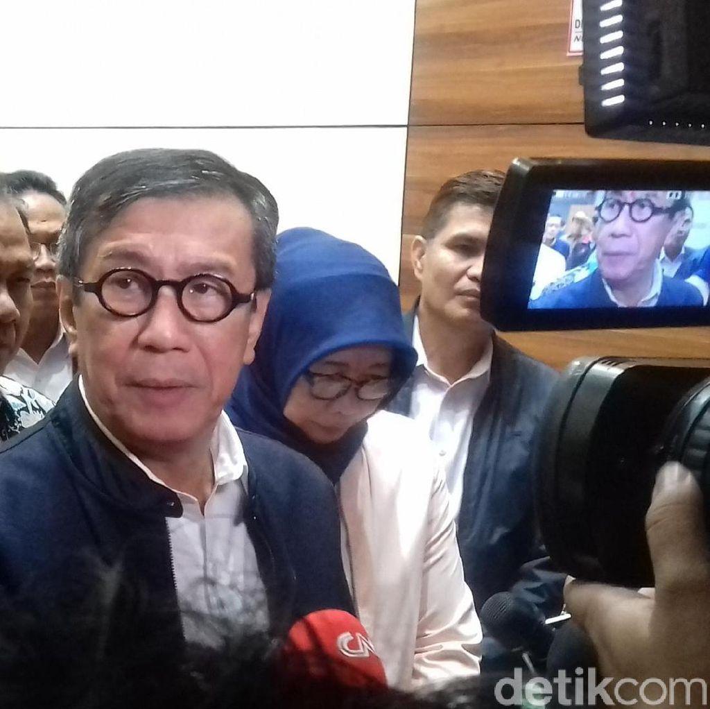 DPR Setujui Pemerintah Bikin Kementerian Baru/Lembaga Setingkat Menteri