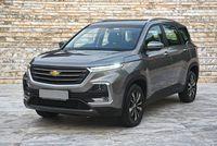 Chevrolet Captiva berbasis Wuling Almaz dibuat di Indonesia.
