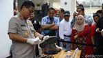 Polisi Bekuk Pengedar Sabu Jaringan Jakarta-Batam-Malaysia