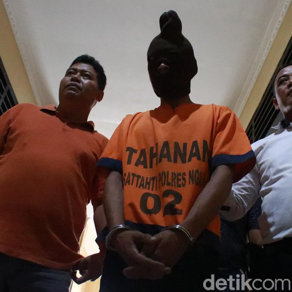 3 Gadis di Ngawi Jadi Korban Foto Bugil dengan Diiming-iming Kerjaan