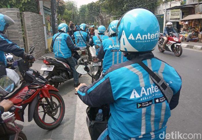 Anterin menjadi salah satu penyedia transportasi online terbaru. Uniknya, lain dari Gojek dan Grab sebagai pendahulunya di Indonesia, Anterin memiliki skema yang berbeda.