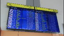 Dampak Kabut Asap, Rute Penerbangan Makassar-Kalimantan Terganggu