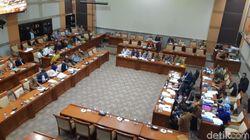 DPR-Pemerintah Raker Bahas RUU Pemasyarakatan