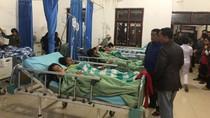 49 Siswi Keracunan Ikan Tongkol di Simalungun