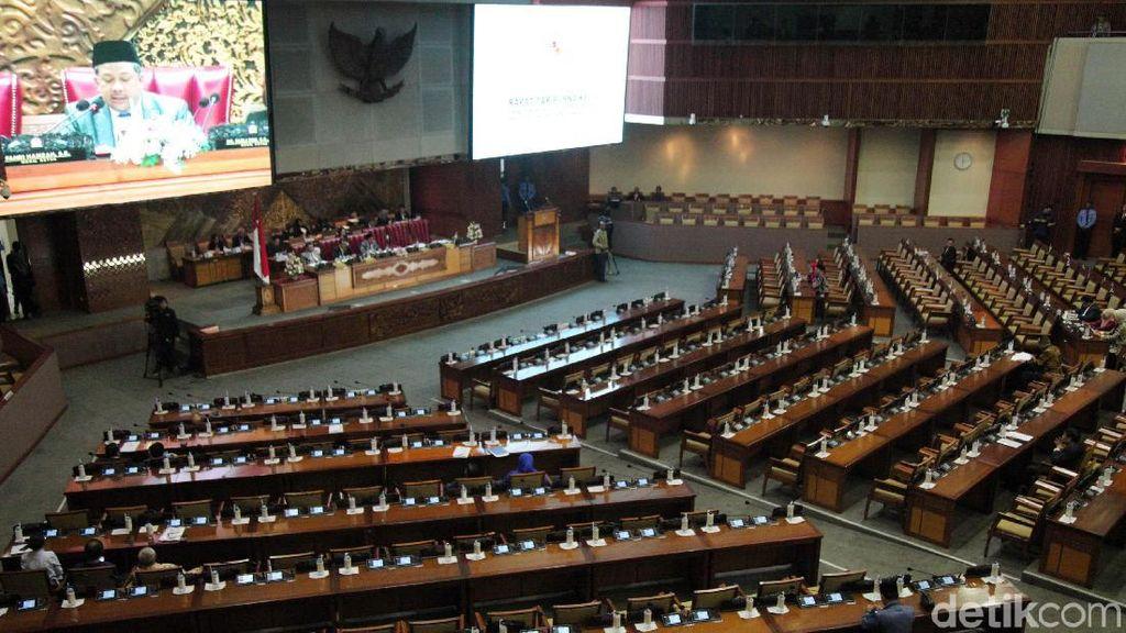 Noktah Hitam Pelanggaran Etik DPR 2014-2019, dari Fadli Zon hingga Setnov