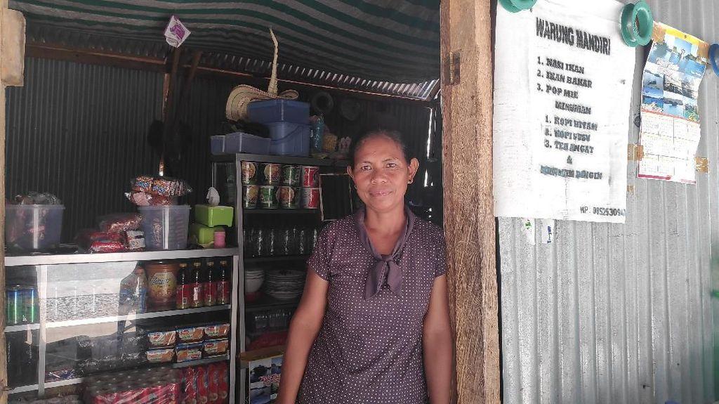 Mantan Petani Rumput Laut Gantung Harapan ke Wisata Pantai Lokonamon