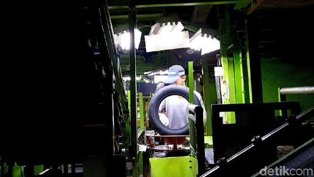 Pabrik ban Hankook