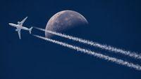 Ketinggian Pesawat Berpengaruh ke Perubahan Iklim