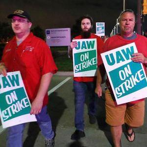 Protes General Motors, 50.000 Buruh Pabrik di AS Mogok Kerja