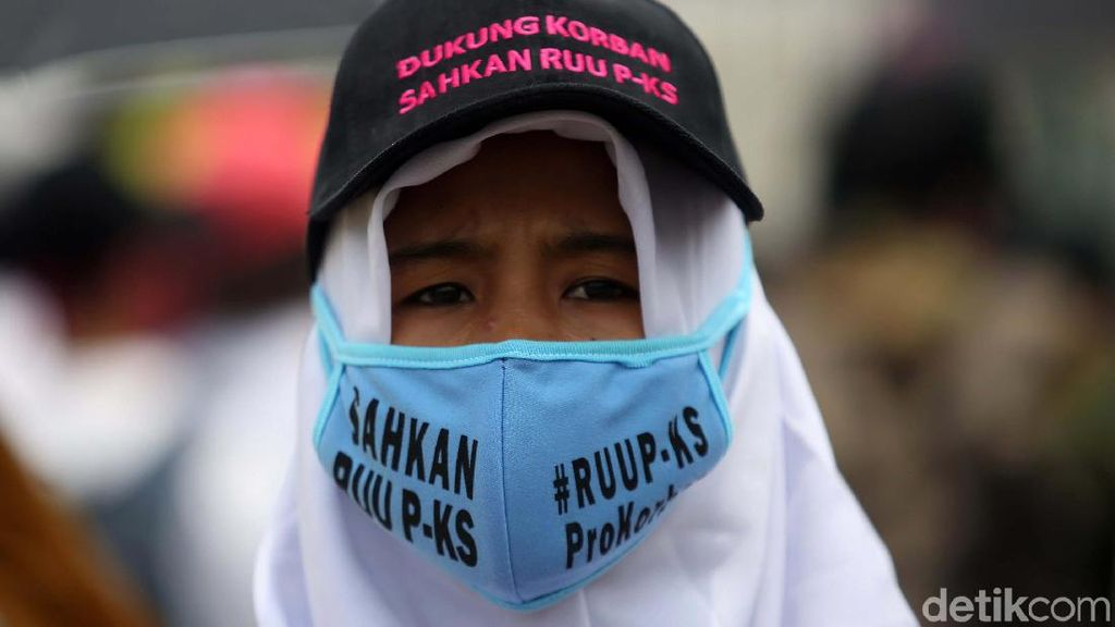 Kelompok Masyarakat di Aceh Tuntut RUU P-KS Masuk Lagi ke Prolegnas 2020