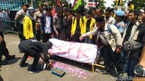 Revisi UU KPK, Aliansi Mahasiswa Semarang: Telah Mati Nurani DPR