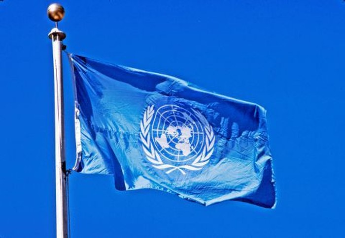 Foto: Ilustrasi bendera Perserikatan Bangsa-Bangsa (PBB). (Dok UN)
