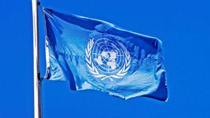 Foto: Foto ilustrasi: Bendera Perserikatan Bangsa-Bangsa (PBB) atau United Nations (UN). (Dok UN)