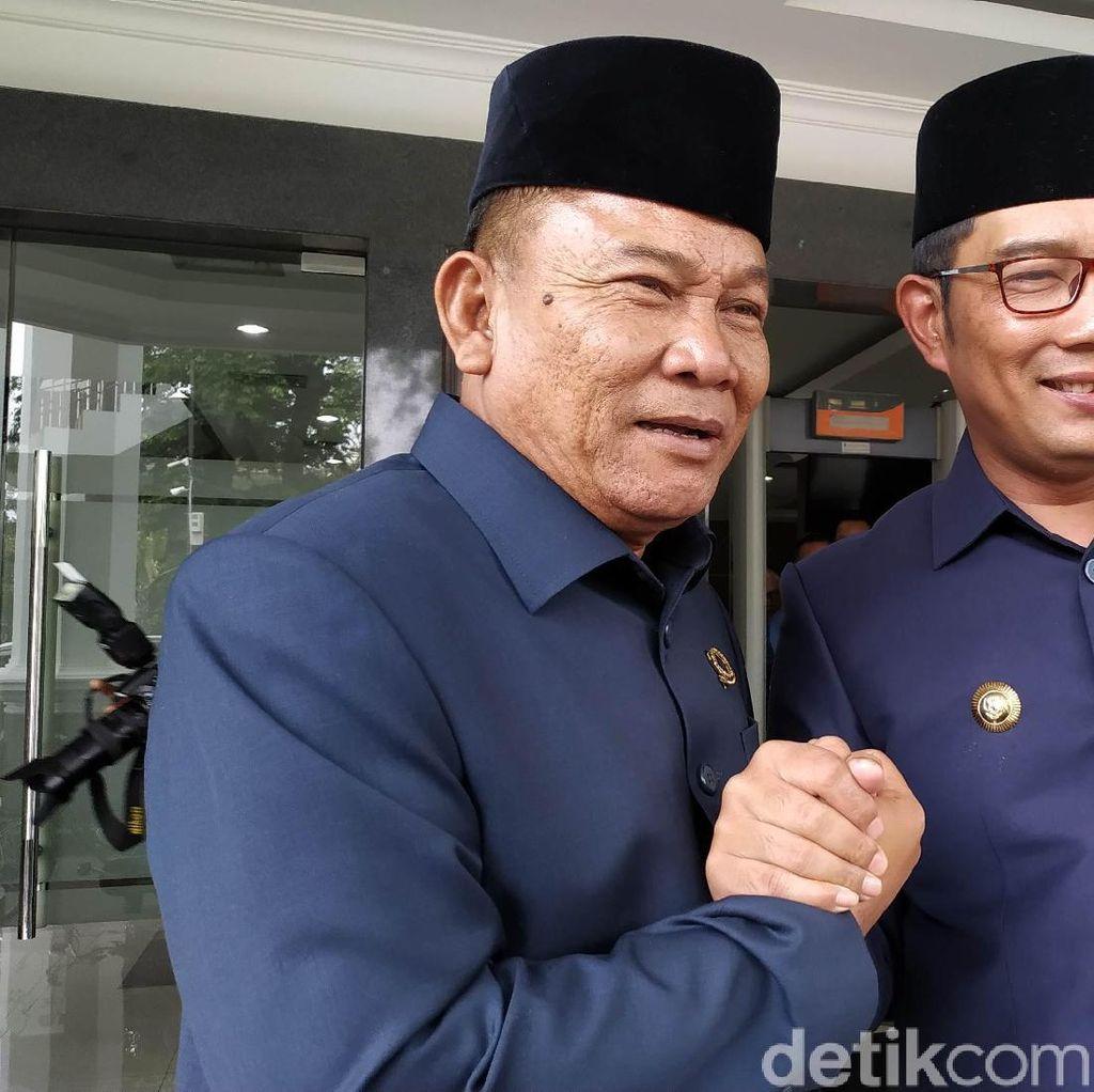 DPRD Jabar Usul Tambah 1 Kursi Pimpinan ke Mendagri
