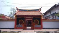Sebelum berubah menjadi Klenteng, Klenteng Talang sempat berfungsi sebagai rumah abu leluhur Tionghoa pada 1848. (Foto: Sudirman Wamad/detikcom)