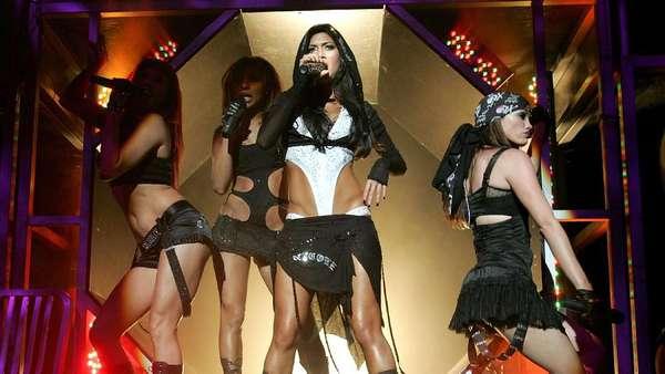 Dikontrak Ratusan Miliar, Nicole Scherzinger Reuni dengan Pussycat Dolls