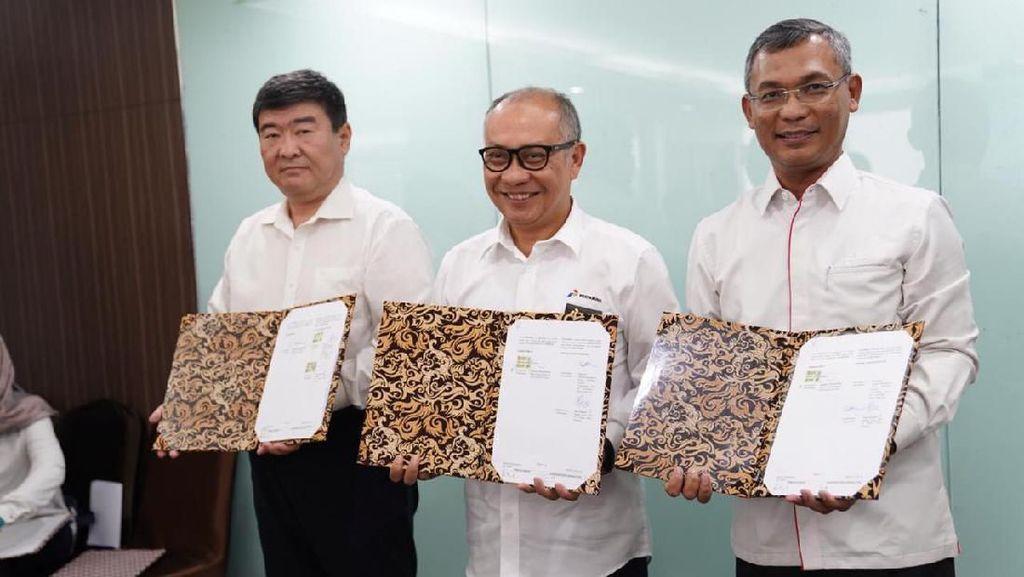 Hutama Karya Garap Proyek Kilang Minyak Pertamina di Ibu Kota Baru