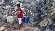 Potret Perjuangan Warga Gunungkidul Demi Air Bersih