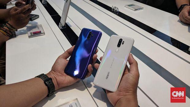 7 Ponsel Rekomendasi dengan Baterai 5000 mAh 2019