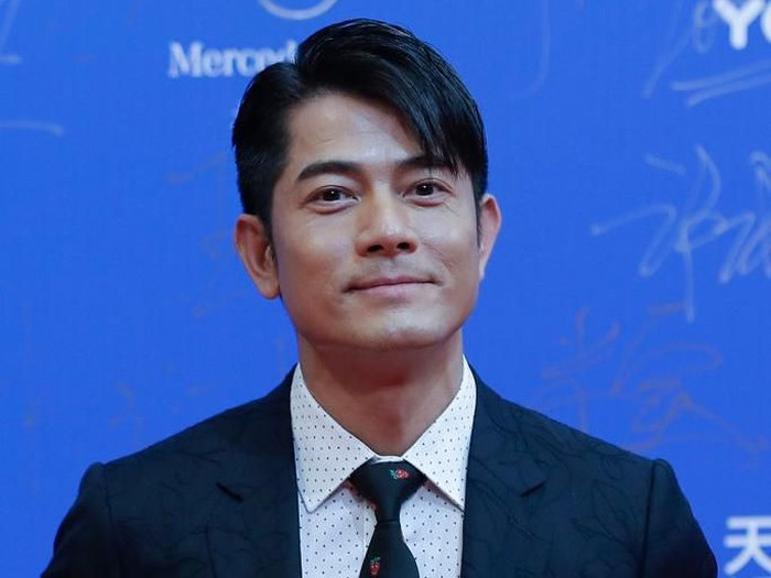 Aaron Kwok. Foto: Getty Images