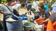 Kekeringan, Warga Sragen Jual Ternak demi Dapatkan Air Bersih