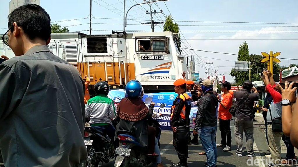 86 Perlintasan Liar Ditutup, Daop 7 Madiun Klaim Turunkan Angka Kecelakaan