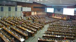 7 Fraksi Setujui RUU KPK, Gerindra-PKS Tolak Dewan Pengawas Dipilih Presiden