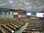 Paripurna Pengesahan RUU KPK Hanya Dihadiri 80 Anggota DPR