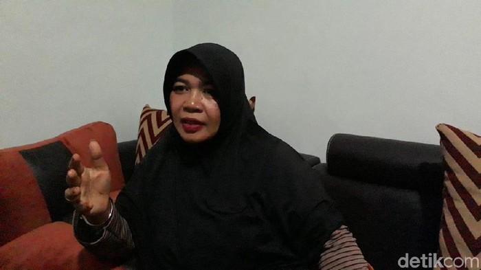 Ningsih Tinampi (Foto: Muhajir Arifin)