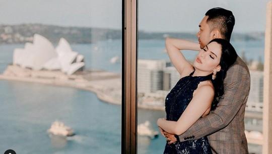 Anggota Girls Squad, Sally Adelia Lakukan Foto Prewed di Sydney?