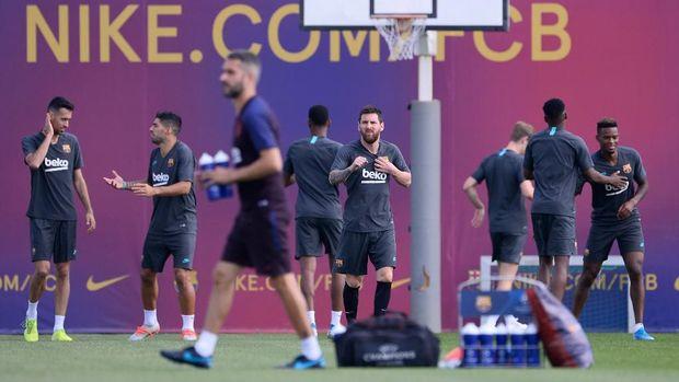 Lionel Messi disebut sudah bisa bermain dalam laga lawan Borussia Dortmund.
