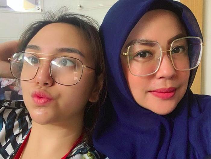 Salmafina dan Heidy Sunan